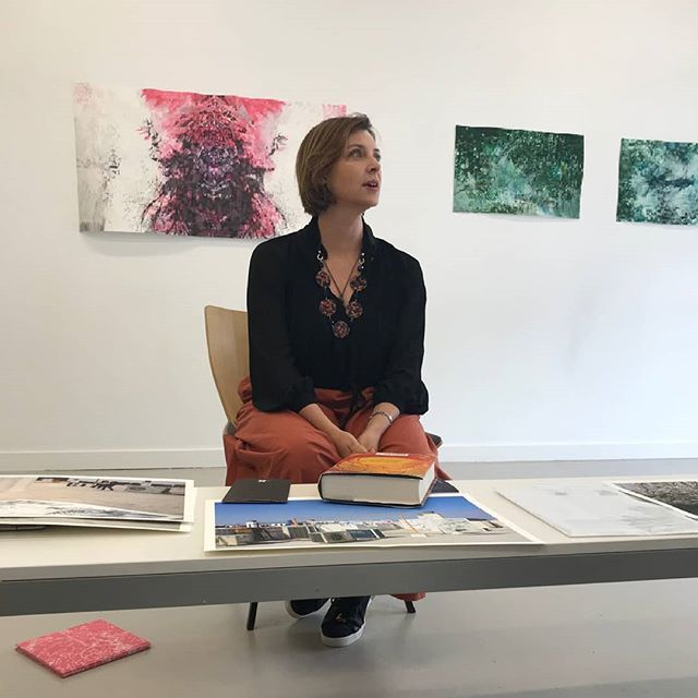 Emma Louise Pratt Exhibition Artists Talk 2019 Aotearoa New Zealand